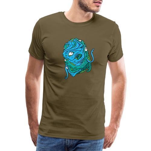 Floating Blobman - Men's Premium T-Shirt