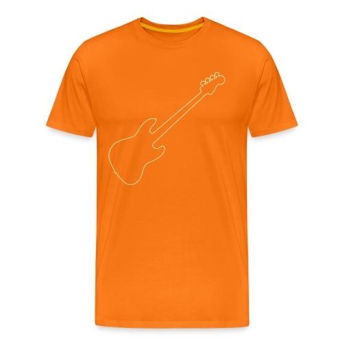 J Bass Line - Men's Premium T-Shirt