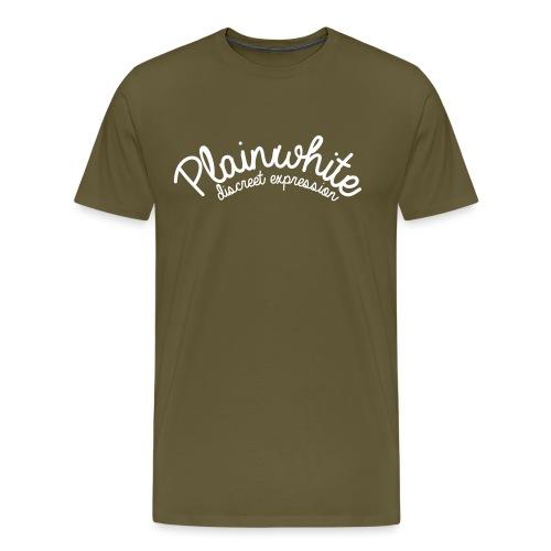 Plainwhite Original - Men's Premium T-Shirt