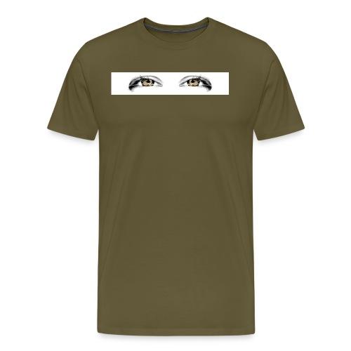 eyes jpg - Men's Premium T-Shirt