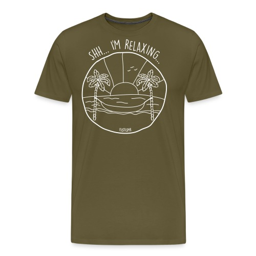 Relaxing - Men's Premium T-Shirt