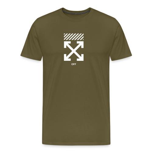 offwhite merch - Miesten premium t-paita