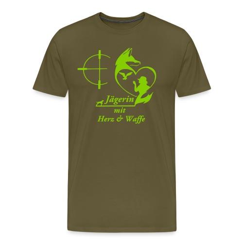 JHW - Männer Premium T-Shirt