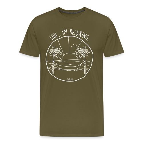 Relaxing - Men's Premium T-Shirt