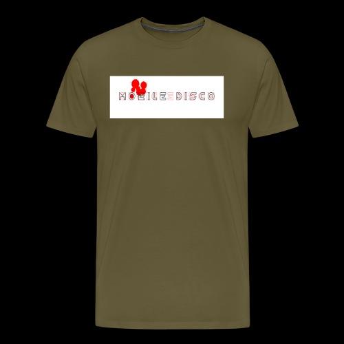 mobile disco logo - Männer Premium T-Shirt
