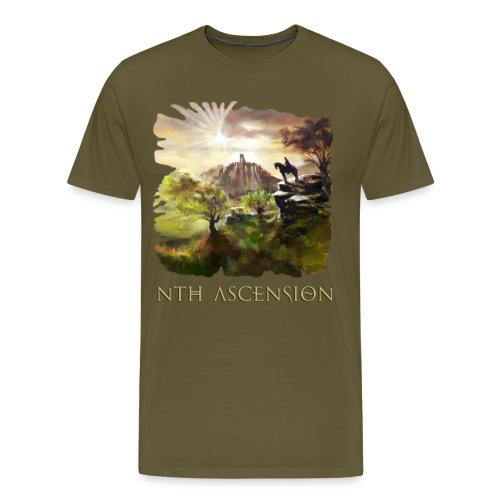 AOK cover Nth - Men's Premium T-Shirt