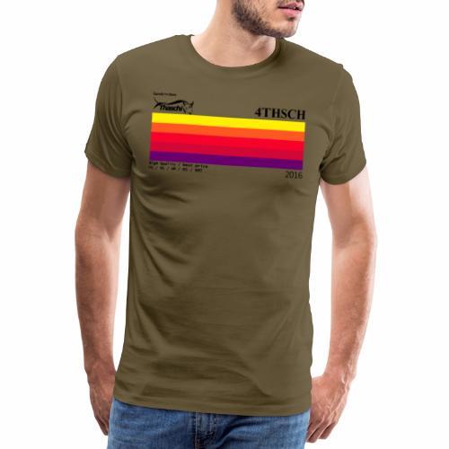 VHS-Kassette - Männer Premium T-Shirt