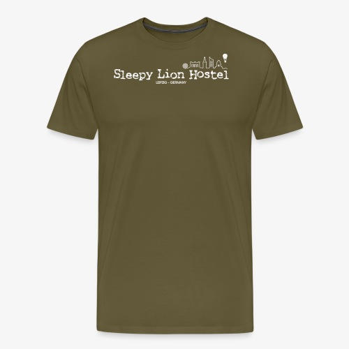 entwurf_complete_weiss - Männer Premium T-Shirt