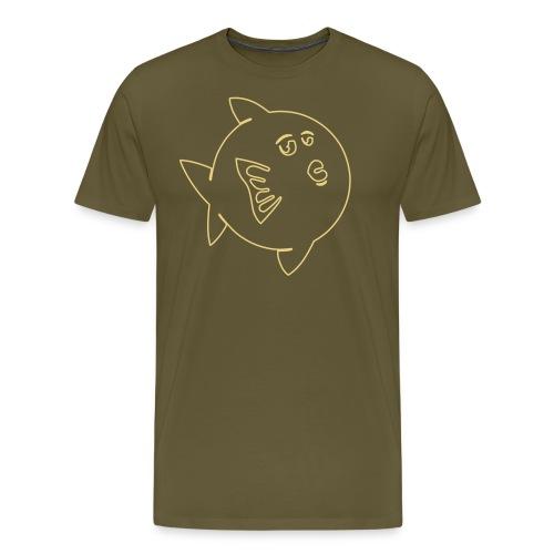 Poisson Ligne - T-shirt Premium Homme