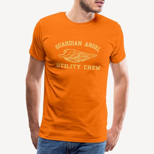 GUARDIAN ANGEL CREW - Men's Premium T-Shirt