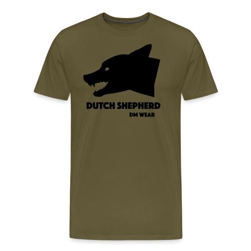 DM Wear Dutch Shepherd - Men's Premium T-Shirt