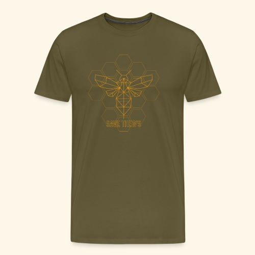 Save the B´s - Männer Premium T-Shirt