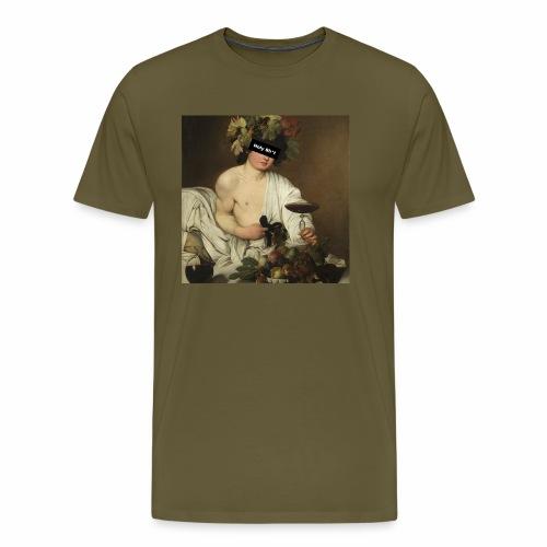 Bacchus holy sh*t - Maglietta Premium da uomo