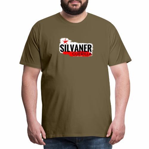Silvaner Guerilla reloaded - Männer Premium T-Shirt