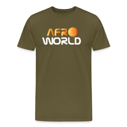 afro world - T-shirt Premium Homme