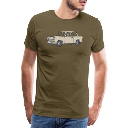 Trabi, Trabant (papirus) - Koszulka męska Premium