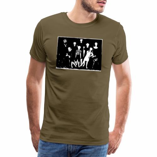 Familienbild - Männer Premium T-Shirt