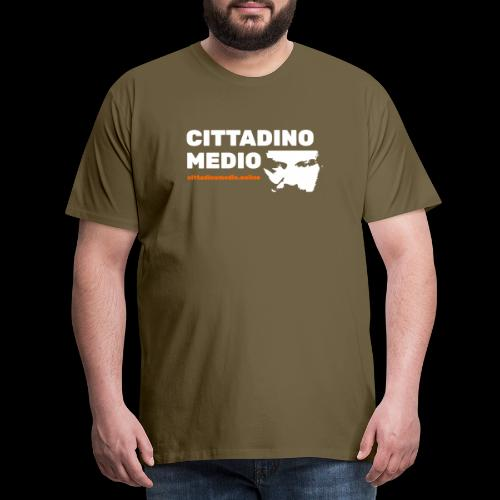Cittadino Medio - Maglietta Premium da uomo