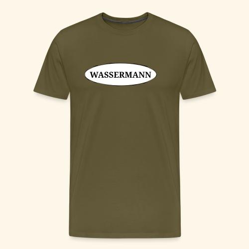 Sternzeichen - Männer Premium T-Shirt