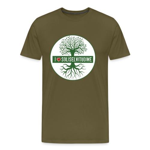 soliselvitudine - Maglietta Premium da uomo
