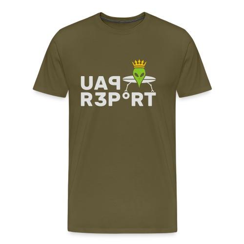 UAP Report Alien UFO - Men's Premium T-Shirt