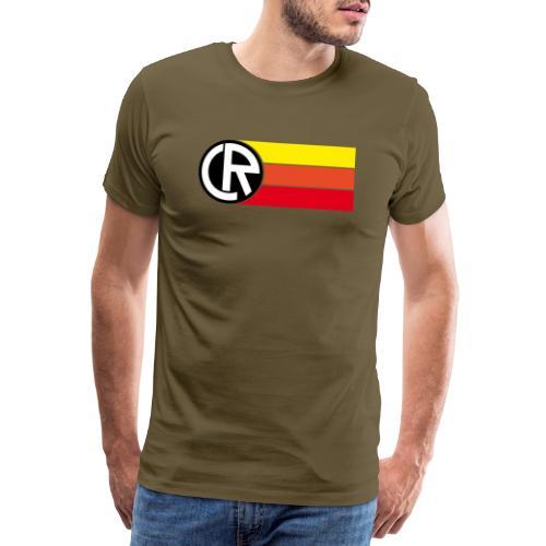 CR - Maglietta Premium da uomo