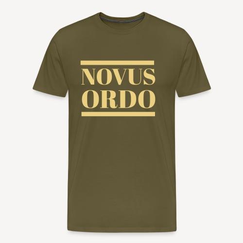 NOVUS ORDO - Men's Premium T-Shirt