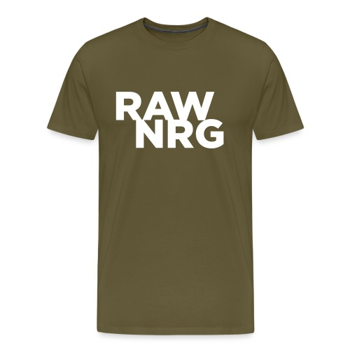 RAWNRG - Men's Premium T-Shirt