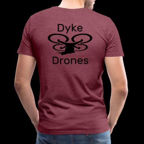 Doppelseitig bedruckt - Männer Premium T-Shirt