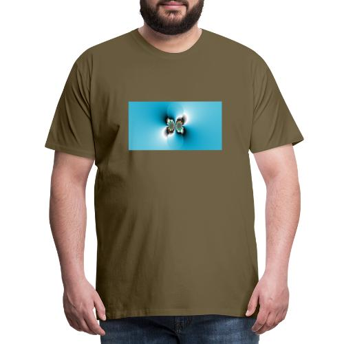 Fractal 4 - Men's Premium T-Shirt