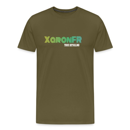 XaronFR True Detailing Funky - Männer Premium T-Shirt