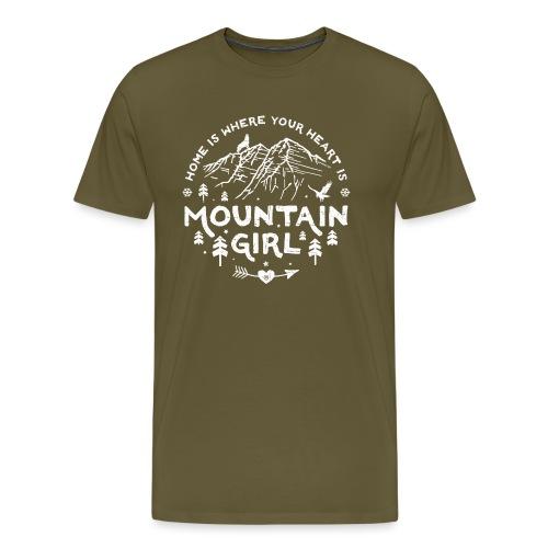 Mountain Girl Shop w - Men's Premium T-Shirt