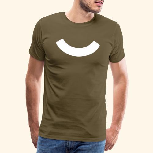 GRNSN Vorder-& Rueckseite - Männer Premium T-Shirt