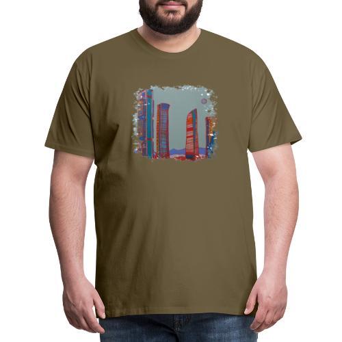 Madrid - Männer Premium T-Shirt