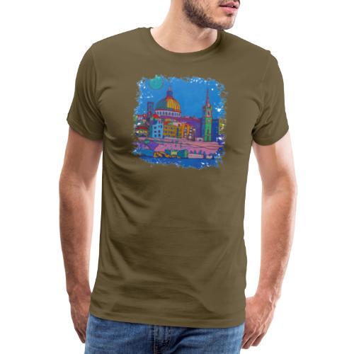 Malta - Männer Premium T-Shirt
