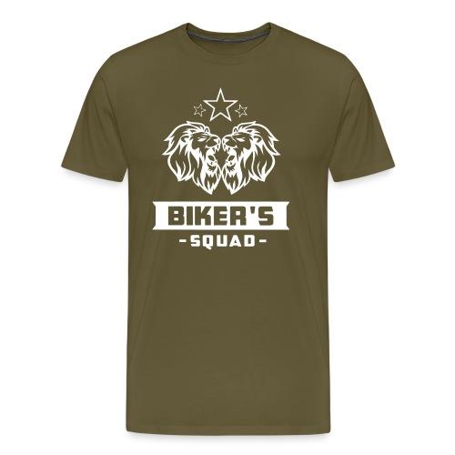 bikers squad - T-shirt Premium Homme
