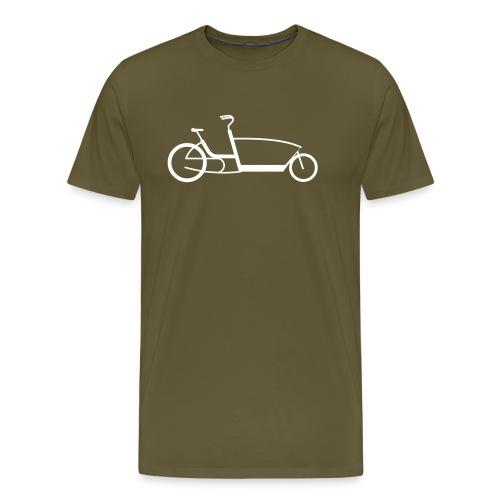 The Urban Arrow - Männer Premium T-Shirt