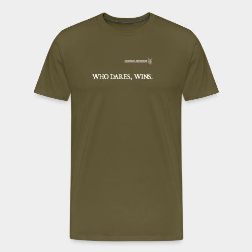 Creed: 22 SAS - Men's Premium T-Shirt