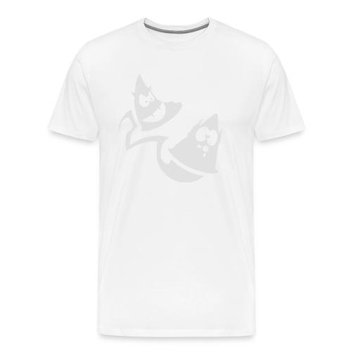 Conos diabolicos con estela - Camiseta premium hombre