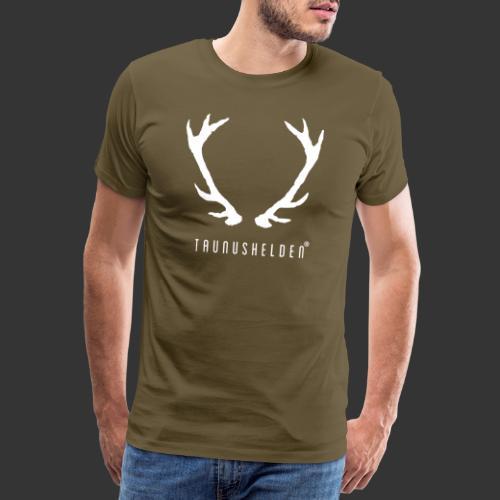 White Helden - Männer Premium T-Shirt