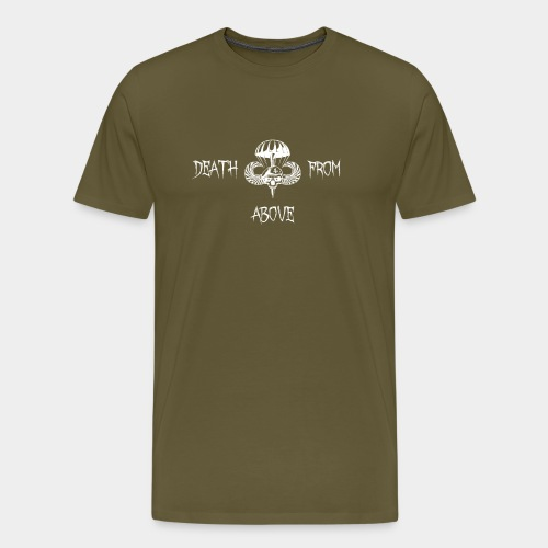 The Paratrooper - Men's Premium T-Shirt
