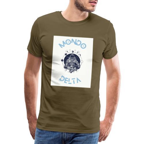 Mondo Delta T-shirt - Maglietta Premium da uomo