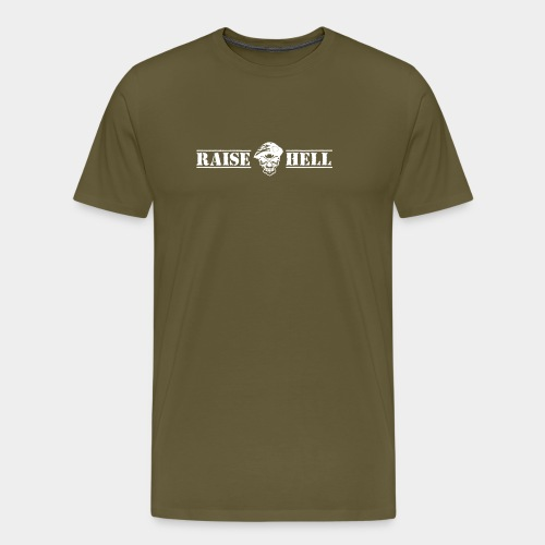 Raise Hell - Men's Premium T-Shirt