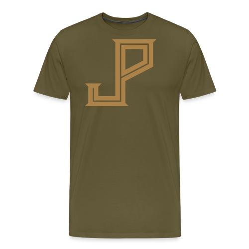 JP - Judy Punch logo - Men's Premium T-Shirt