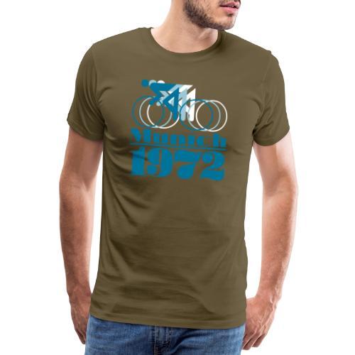 Munich Cycling - Männer Premium T-Shirt