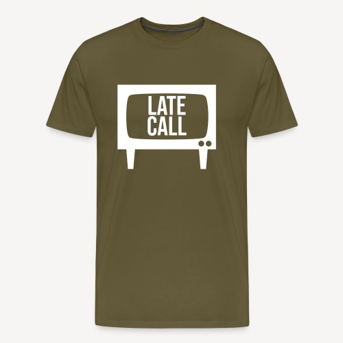 LATE CALL - Men's Premium T-Shirt