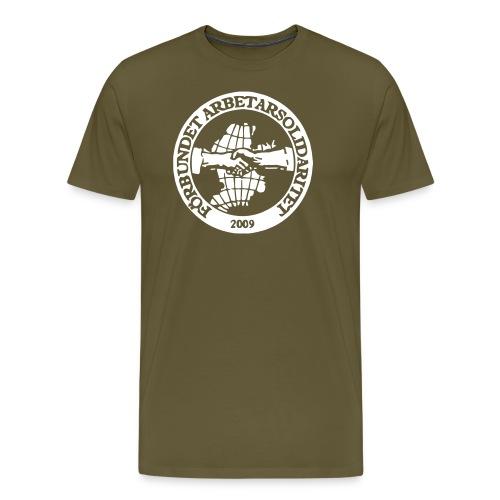 Logo1F 20x20 - Premium-T-shirt herr