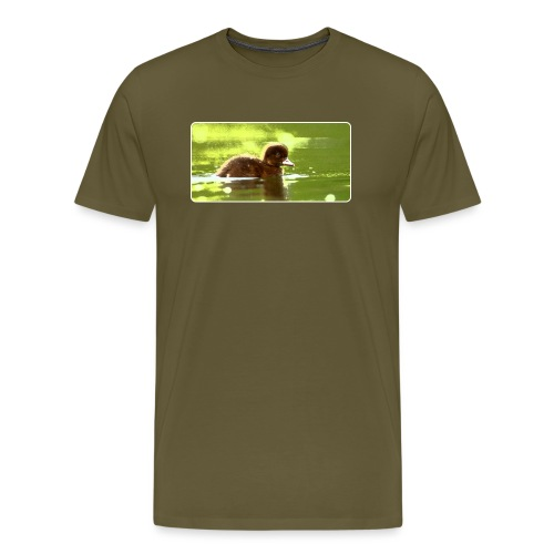 Reiherente - Männer Premium T-Shirt