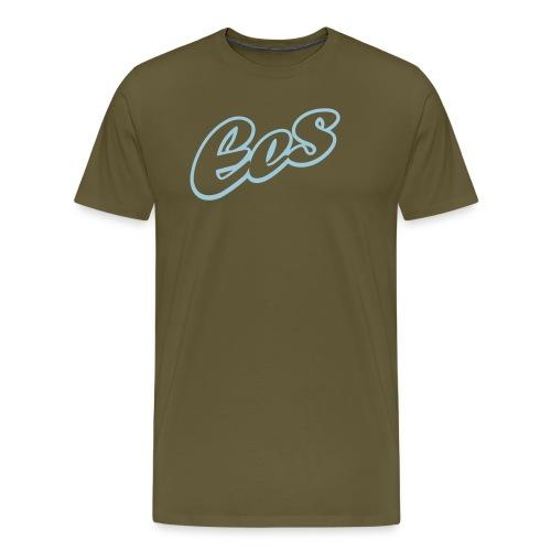 EES - Logo ORIGINAL (whit - Männer Premium T-Shirt