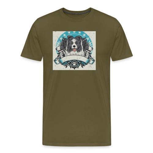 Deezylehund - Männer Premium T-Shirt
